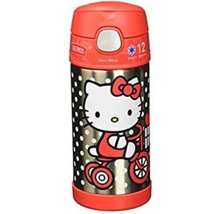 ❤️ Thermos Hello Kitty Funtainer Bottle